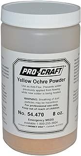 Best ochre powder art supplies Reviews