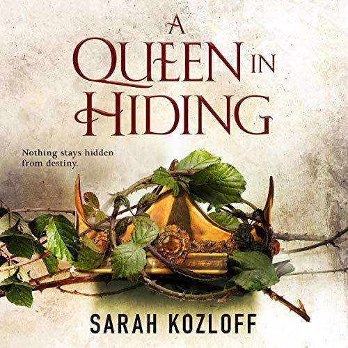 Page de couverture de A Queen in Hiding