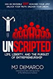 UNSCRIPTED: Life, Liberty, and the Pursuit of Entrepreneurship tax books Jan, 2021