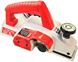 Foster FEP-082 Professional Sander and Corded Planer (1-82mm) (Red, 5-Pieces)