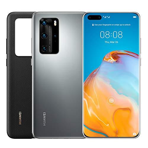 Huawei P40 Pro 5G ELS-NX9 256GB 8GB RAM International Version - Silver Frost