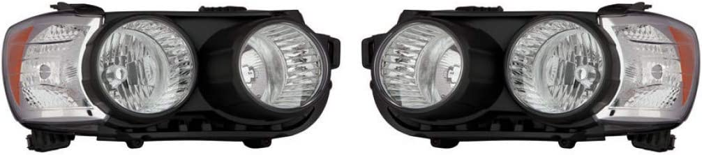 For Selling Chevy Sonic Headlight Assembly 2012 an 2014 Ranking TOP12 2013 Pair Driver