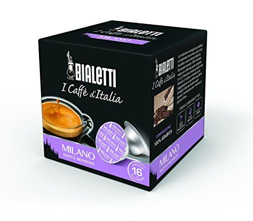 Bialetti ビアレッティ タジッシマ モキッシマ専用 ミラノ 16個入