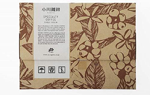 【Amazon.co.jp限定】 小川珈琲 スペシャルティコーヒー ケニア ガチュヤニ 粉 100g×2袋 レギュラー(粉)
