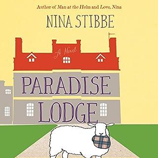 Paradise Lodge audiobook cover art