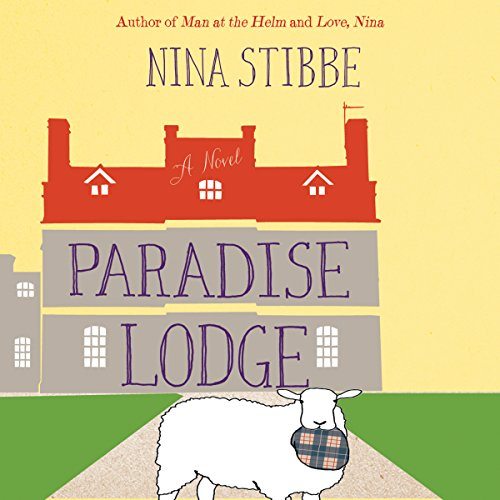 Paradise Lodge audiobook cover art