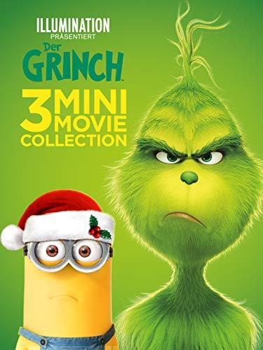 Der Grinch 3 Mini Movie Collection
