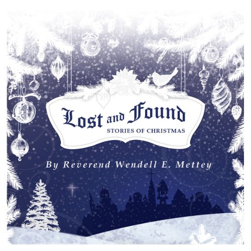 Lost and Found, Stories of Christmas audiobook cover art