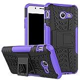 Smfu Coque Compatible avec ASUS Zenfone 3 Max ZC520TL 5.2 Coque+Protection Verre Trempé 2 pièces...