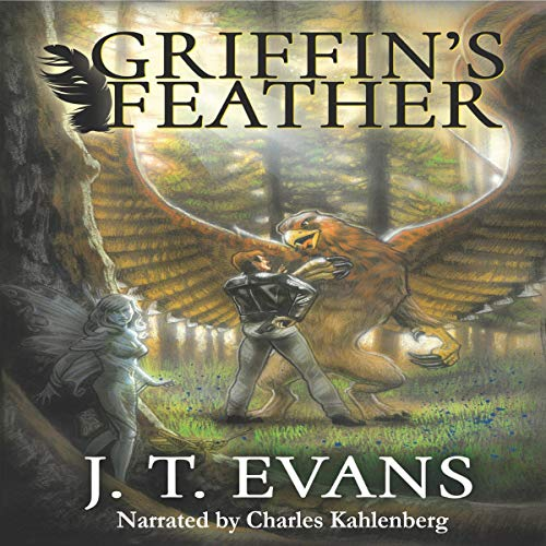 Griffin's Feather audiobook cover art