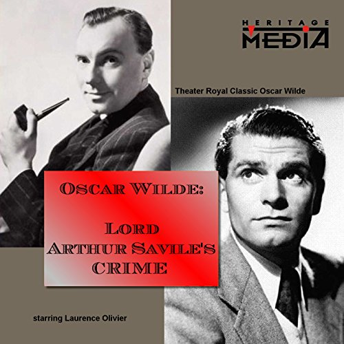 Lord Arthur Savile's Crime cover art