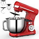 FIMEI Küchenmaschine Multifunktional, Knetmaschine 1000W, Rührmaschine Teigmaschine, 6...