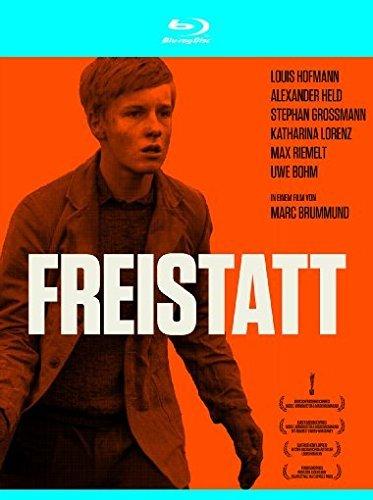 Sanctuary (2015) ( Freistatt ) (Blu-Ray)