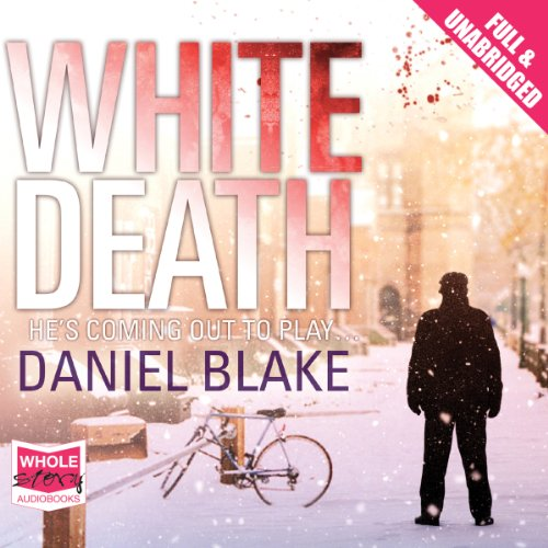 White Death audiobook cover art