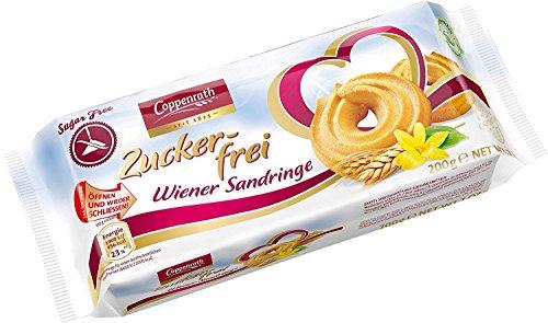Coppenrath Zuckerfrei Wiener Sandringe
