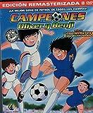 Campeones Oliver y Benji 31 Episodios en 8 DVDs