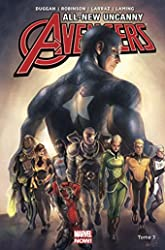 All-New Uncanny Avengers - Tome 03 d'Ed Brisson