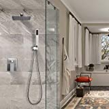 Esnbia Brushed Nickel Shower System