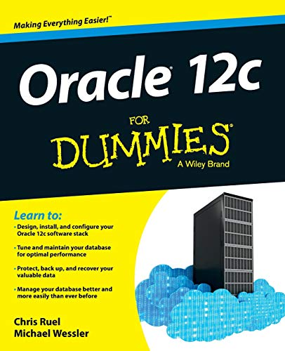 Download Oracle 12c For Dummies 1118745310