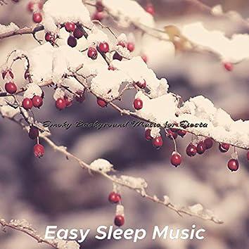 Smoky Background Music for Siesta