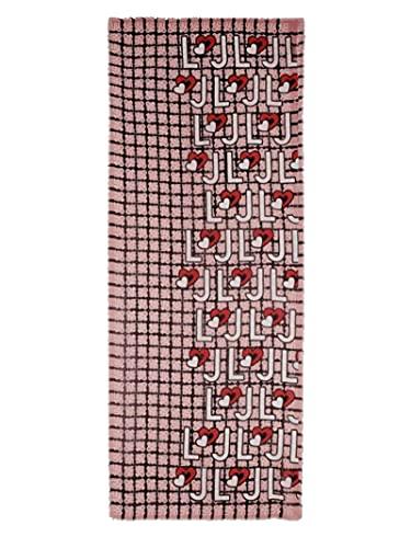 Sciarpa Liu Jo stola rettangolare san valentino 2A1057 T0300 neutro