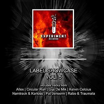 Label Showcase Vol.5