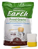 HARRIS Diatomaceous Earth Food Grade, 5lb with Powder Duster Included in...