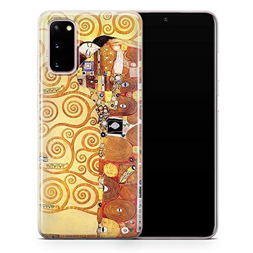 Schutzhülle für Xiaomi Poco X3 / X3 NFC Gustav Klimt Kiss D072 - Design 1