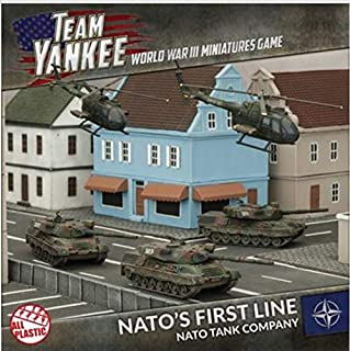 Team Yankee: N.A.T.O.: NATO's First Line Tank Company