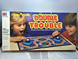 Pop o Matic Double Trouble Vintage Board Game