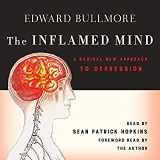 The Inflamed Mind audiobook cover art