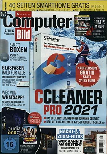 Computer Bild mit DVD 5/2021