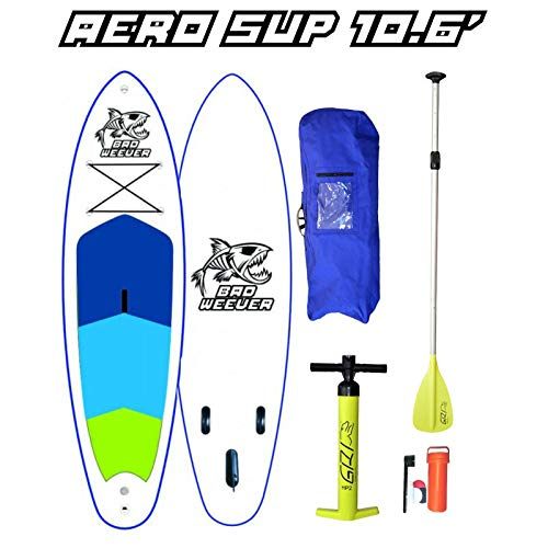 Bad Weever Tavola Aero Sup gonfiabile 10,6 Stand Up Paddle