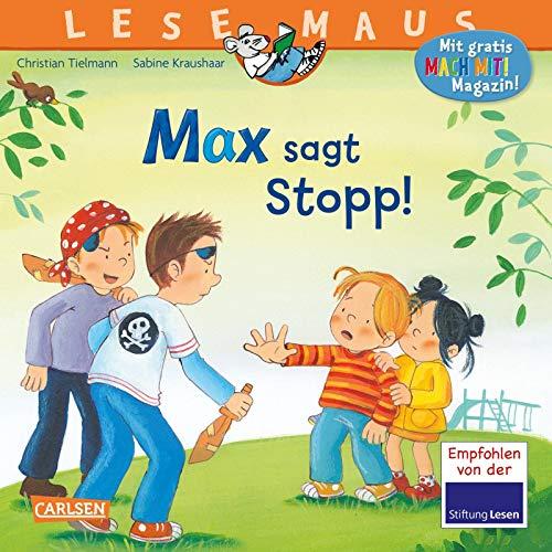 LESEMAUS 109: Max sagt Stopp! (109)