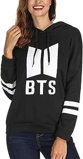 Kpop BTS Love Yourself Hoodie Jung Kook Fashion Sweatshirt Jimin Suga Hooded for Womens