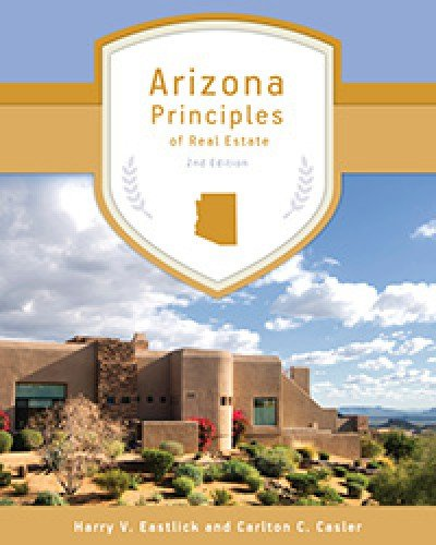Real Estate Investing Books! - Arizona Principles of Real Estate, 2nd Edition