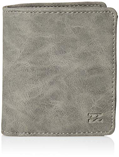 Billabong Men's Gaviotas Pu Wallet, grey, ONE