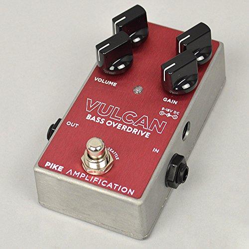 Pike Amplification VULCAN ベース・オーバードライヴ【国内正規品】