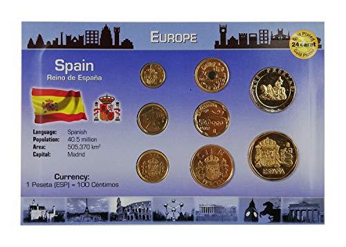 IMPACTO COLECCIONABLES Monedas de ESPAÑA - Las Últimas
