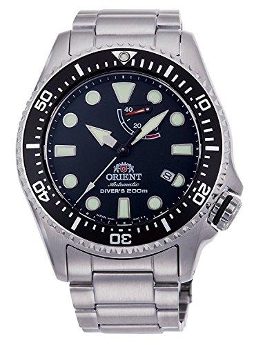 ORIENT JIS Standard-Compliant Scuba Diving for The 200m Waterproof Full-Scale Diver Mechanical Watches RA-EL0001B Men's