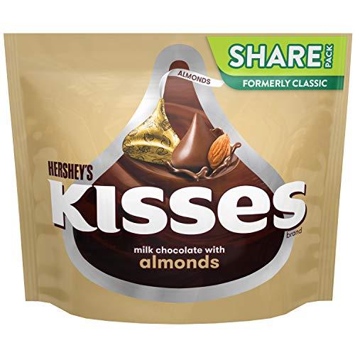 HERSHEY'S(ハーシー)『キスチョコレートウィズアーモンド』