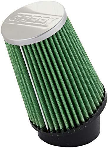 Green K8.65 - Filtro de Aire de Alto Rendimiento Limpiable y Reutilizable