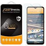 (2 Pack) Supershieldz for Nokia 5.3 Tempered Glass Screen Protector, Anti Scratch, Bubble Free