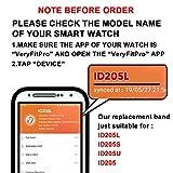 Zoom IMG-2 flenco smartwatch cinturino di ricambio