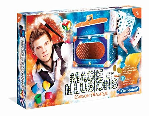 Clementoni - 52185-Magie et Illusions-MAGIE