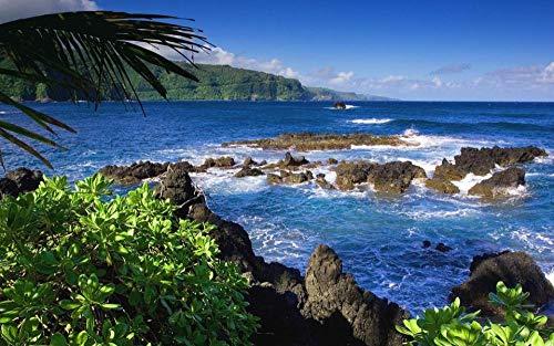 Puzzles 1000 Teile Puzzle Makena Strand, In Maui, Hawaii Für Erwachsene Kind Über 14 Jahre