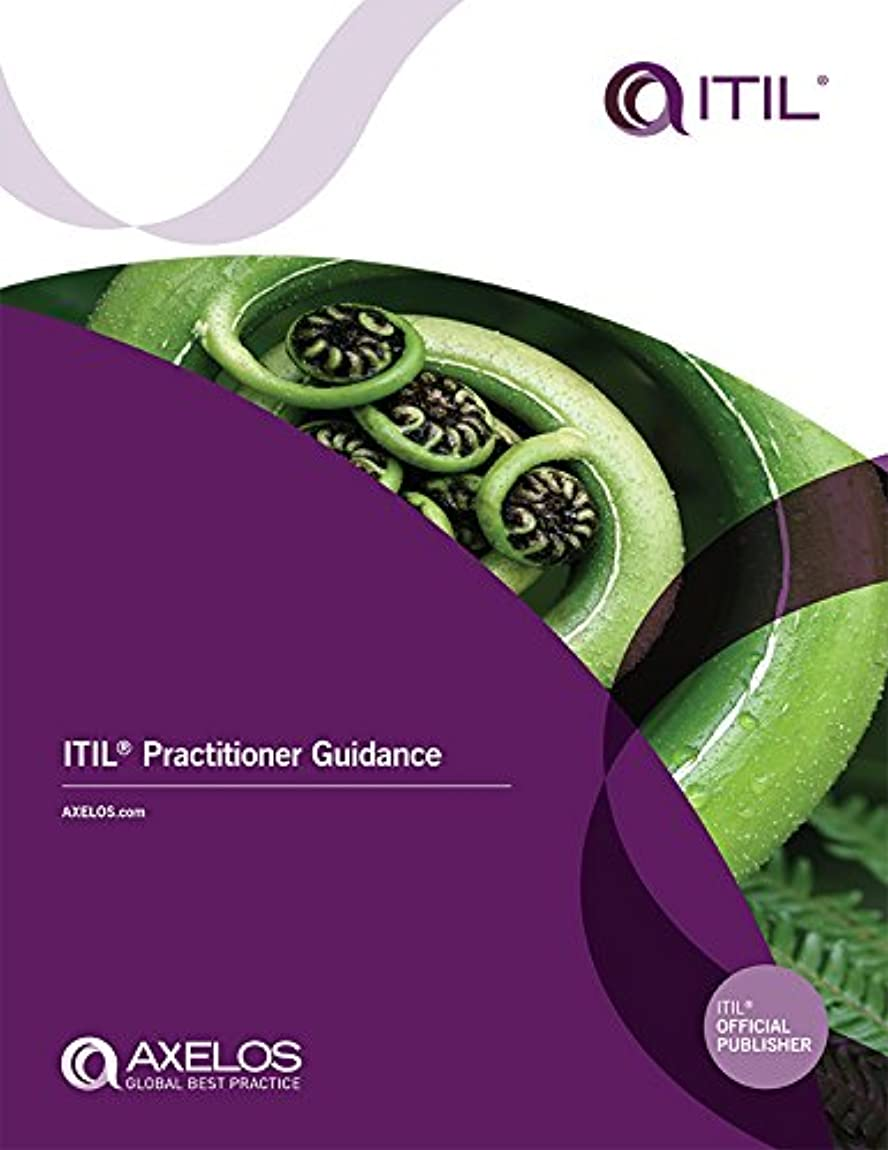ゲスト処理面積ITIL? Practitioner Guidance (English Edition)