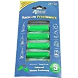 4YourHome Pack of 5 Forest Fresh Air Freshener Sticks for All Bagged Vacuum Cleaners