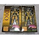ジョジョの奇妙な冒険 超像可動 2体セット DIO+ザ・ワールド リニューアル版 ディオ 世界