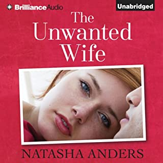 The Unwanted Wife audiobook cover art